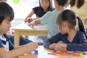 学童保育で働く